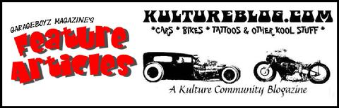 Current & Past Feature Articles on Cars, Bikes, Tattoos & other Kool Stuff !!