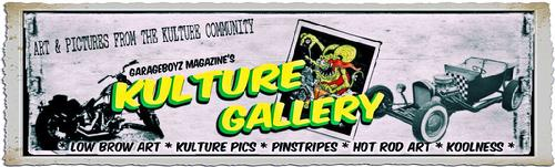 The Kulture Gallery...TONS O' PICTURES !